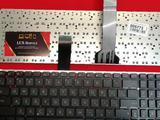005773 Клавиатура для ноутбука Asus K55 X501 черн