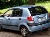 Hyundai Getz, 2007 г.в., б/у 134900 км.